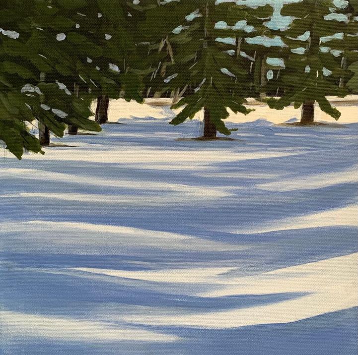 Snow Pines, Assiniboine Park