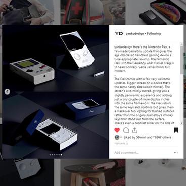 YD Instagram