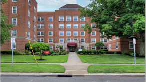 SOLD! Sharply designed with a decorator's touch! 19101 Van Aken Boulevard, Unit 126, Shaker Heights
