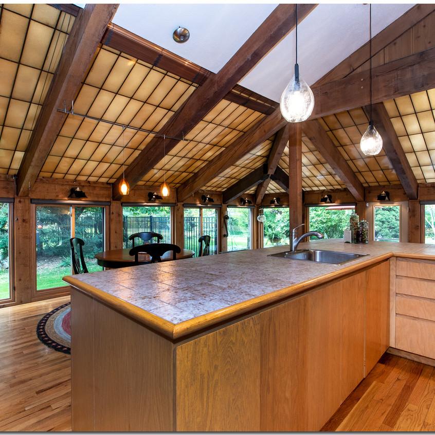 Kitchen + Windows