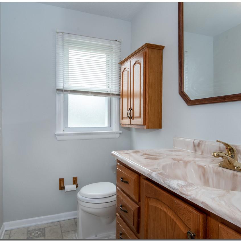 Master Bedroom Half Bathroom