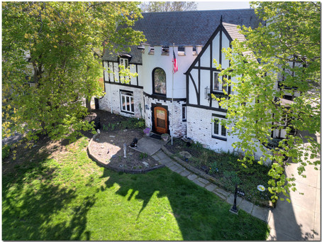 SOLD! Timeless Tudor revival in the family-friendly Fernway district- 3365 Elsemere Road, Shaker