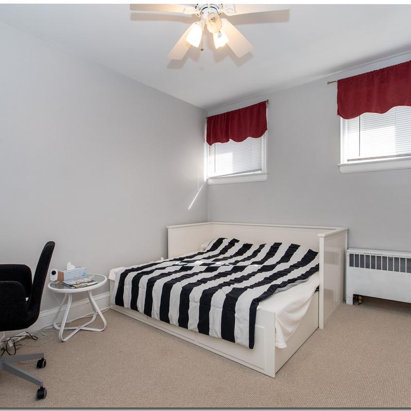 2nd Bedroom - Window View