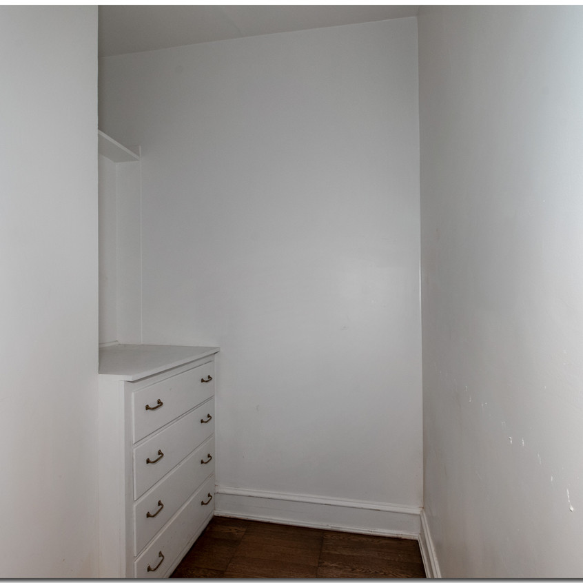 Library / Bedroom Closet