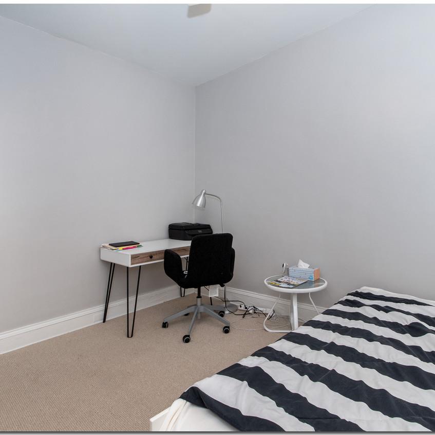 2nd Bedroom - Desk View