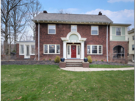 Spacious, graceful, brick-colonial is move-in-ready -- 2825 Coventry Rd.
