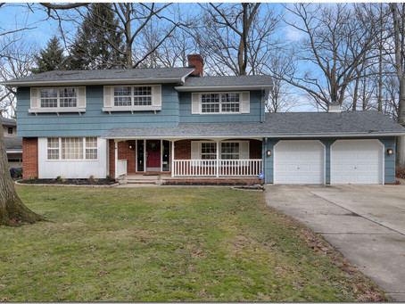 Fabulous move-in home on Euclid Creek Reservation-22301 Harms Rd.