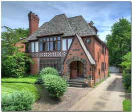 Character & Charm galore in this 2-family home - 19006 Winslow Road, Shaker Heights
