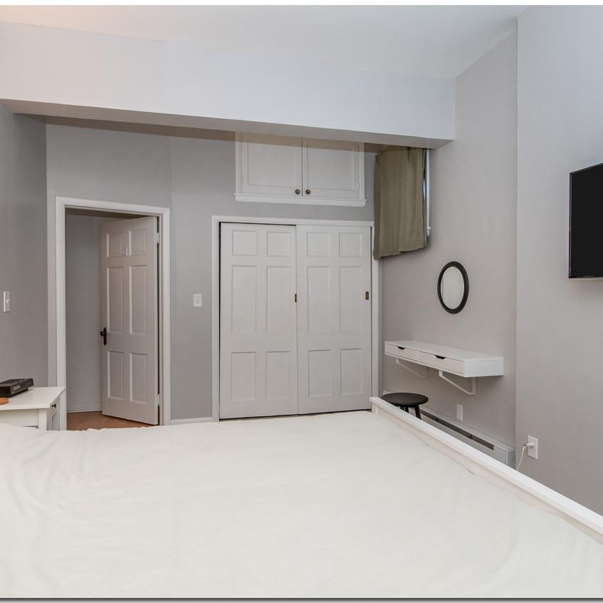 Master Bedroom - Closet View