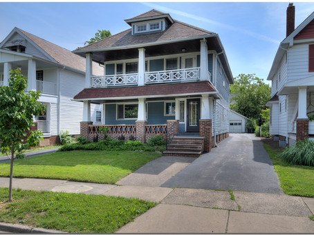 2549 Up Kendall Road, Shaker Heights OH 44120