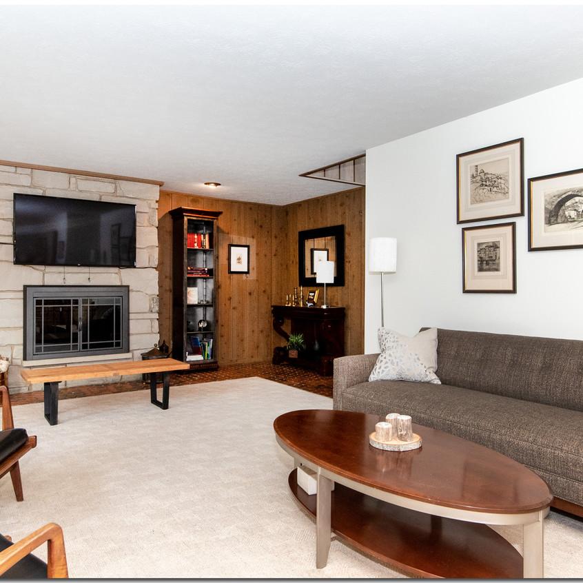 Living Room, Internal View