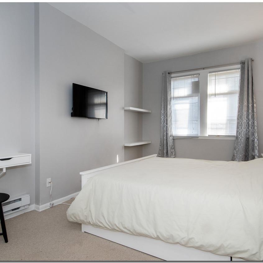 Master Bedroom - Window View