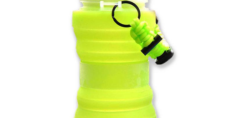 Universal Solar Multi-Bottle Lantern