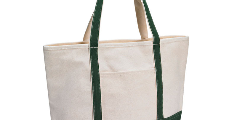 Zipper Beach Tote