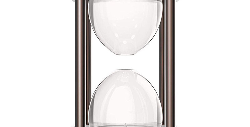 Creative Hourglass Air Purifier