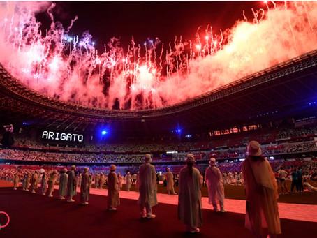 Arigato Tokyo Olympics 2020!