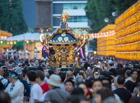 Tanabata and Summer Festivals!