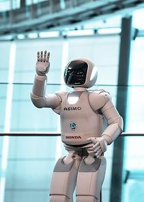 Miraikan robot.jpg