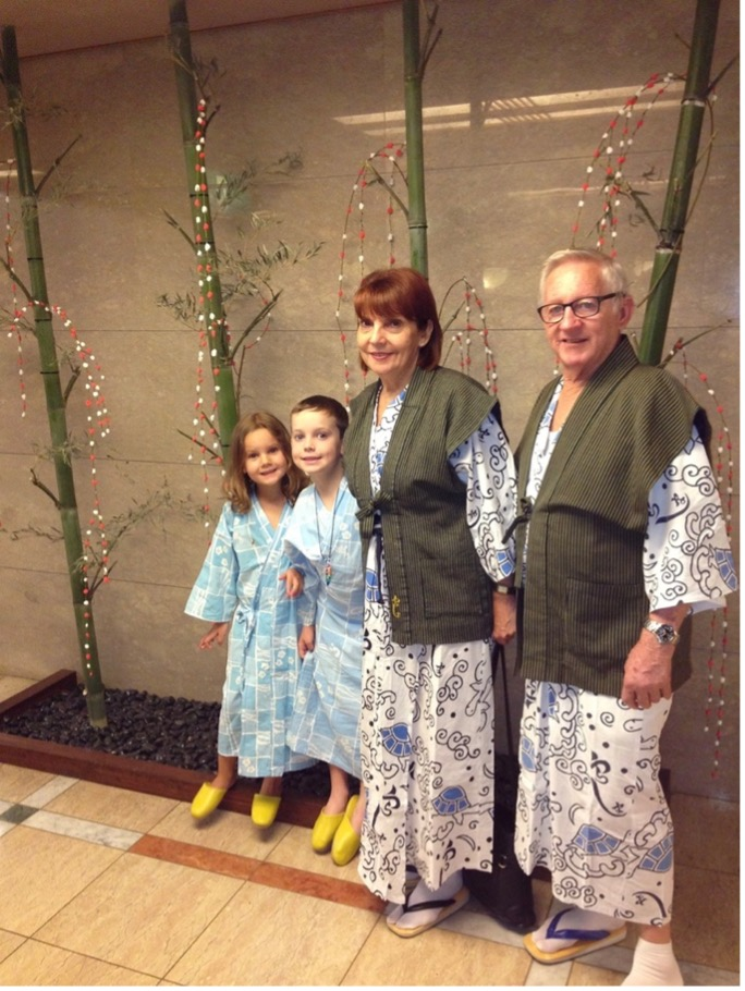 Yukata family