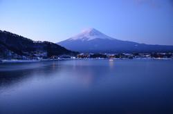 Shadow of Fuji