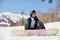 Club Med Tomamu Snowboard