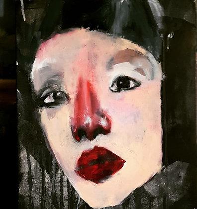 Omer Ilksen - Les lèvres rouges