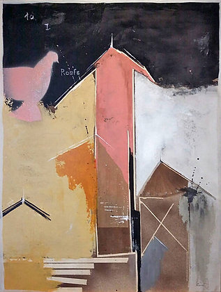 Philippe Roussel - Roof II