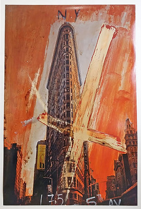 Philippe Roussel - Flat iron