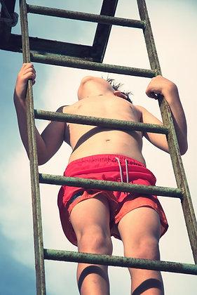 Ayline Olukman - Ladder
