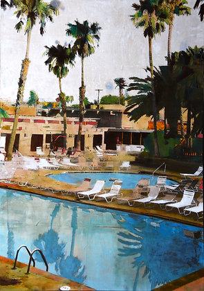Ayline Olukman - Twenty nine Palms Poolside