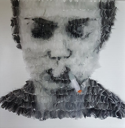 Marie-Ange Daudé, Smoke under the water