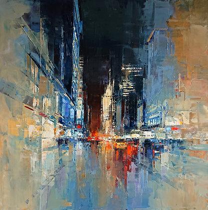 Benoit Havard - Nuit sur Manhattan