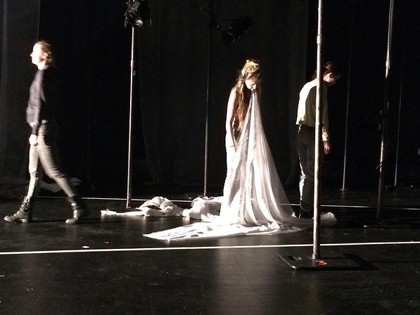 Navarra Novy-Williams Dancer Orpheus Unsung