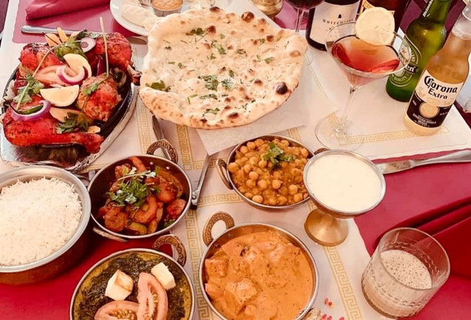 Full course meal and drinks at Lumbini dine-in