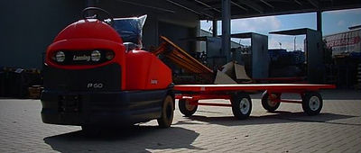 Tow Tractor Training