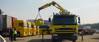 Lorry Loader Training