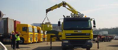 Lorry Loader Training