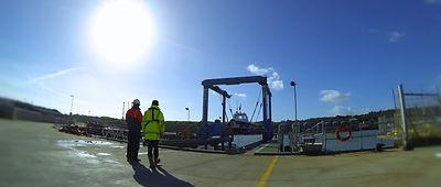 Boat Hoist Training