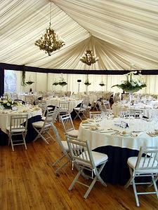 Elegant Event Tent