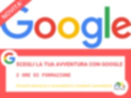 Copia di STEAM e Applicazioni Google Gsu
