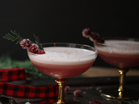 Cranberry Orange Holiday Breeze