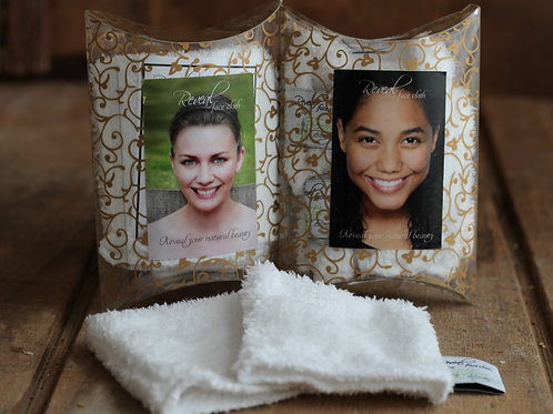 Reveal Face Cloth - 5 Pack