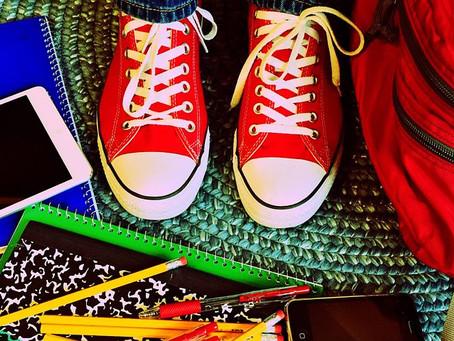 Top Ten Tips + Essential Oils for Back to School