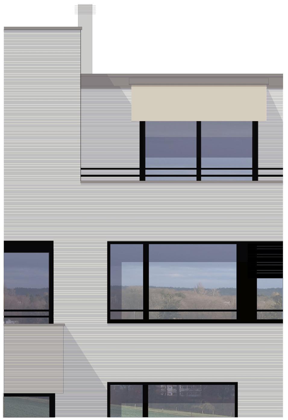 Fassadenausschnitt
