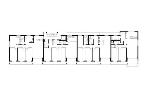 Vollgeschoss Haus 5