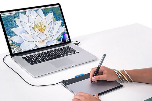 Draw, paint, design on your computer like a Pro