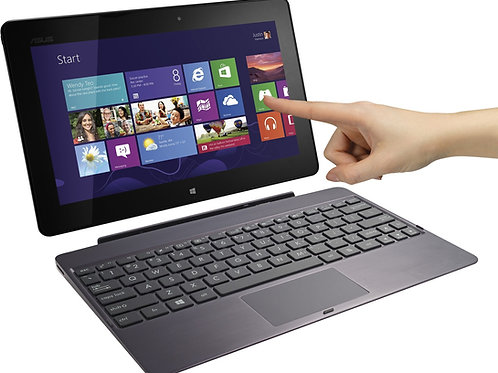 Asus Tablet with detachable keyboard-dock