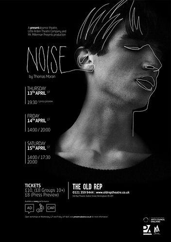 NOISE Theatre play Birmingham