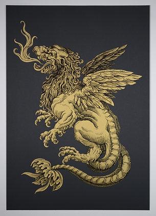 Chimère dragon