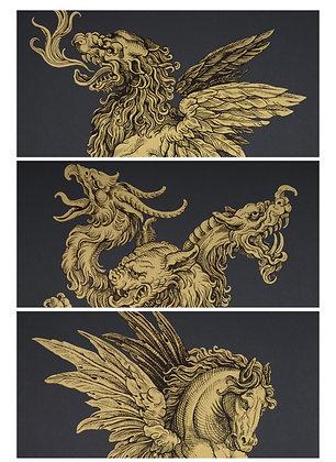 COLLECTION - Les 3 Chimères